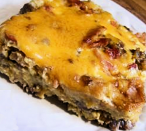 Egg & Cheese Casserole