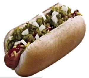 All-American Hot Dog