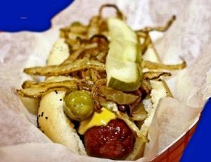 Kansas City Style Hot Dog