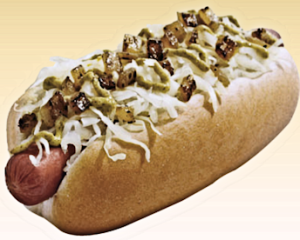 New York Style Hot Dog