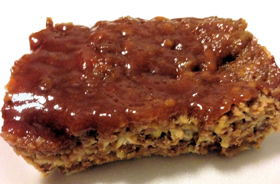 Maggie McNeal's Meatloaf