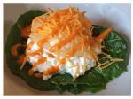 Cheesy Pear Salad