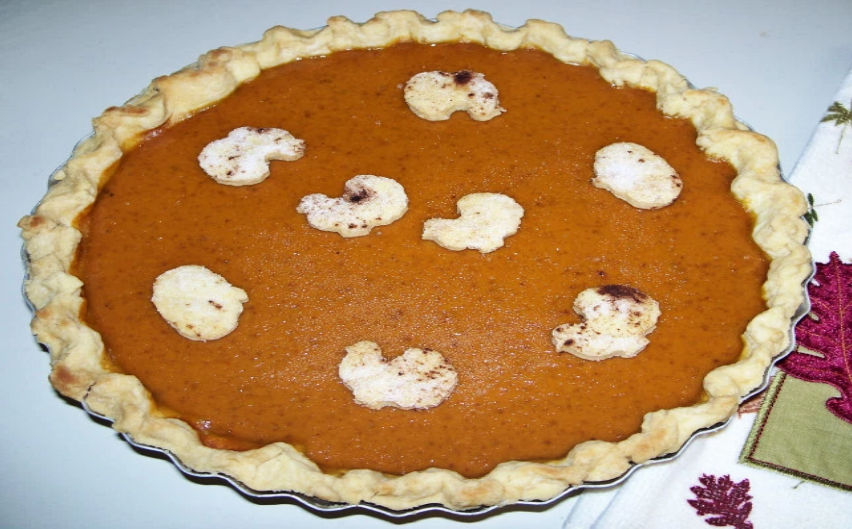 :ea's Pumpkin Pie