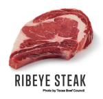 Rib Eye Steak, uncooked