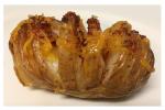 Roasted cheddar potato fan