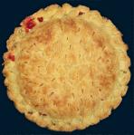 Old Fashioned Cherry Pie