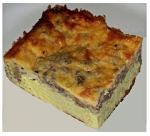 Egg and Breakfast Sausage Casserole