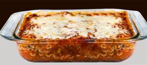 """9"""" X 13"""" Lasagna Casserole"""