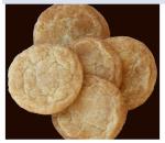Snicker Doodle Cookies