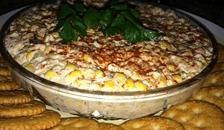 Texican Street Corn Salad